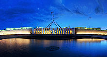 Parliament House Canberra - (c) Creative Commons
