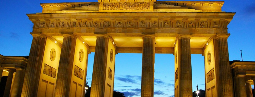 Brandenburger Tor at Night