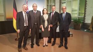 Board Members at Embassy-1